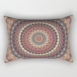 Mandala 595 Rectangular Pillow