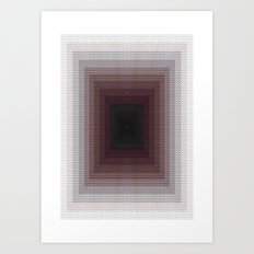 X 0 Art Print