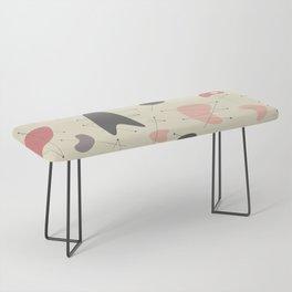 Pendan - Pink Bench