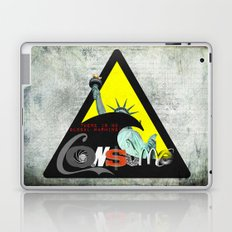 There is NO global warming! CONSUME Laptop & iPad Skin