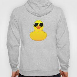 Cool Rubber Duck Hoody