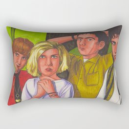 Muses Rectangular Pillow