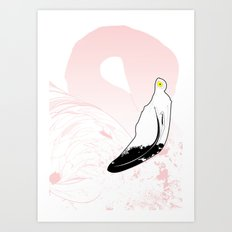 Morag Art Print