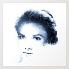 Grace Kelly 1 Art Print