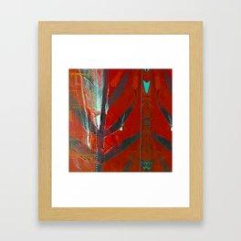 Tribal Flair Framed Art Print
