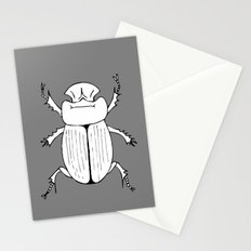 Dung Beetle Stationery Cards