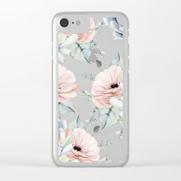 Pretty Succulents by Nature Magick Clear iPhone Case