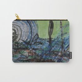 Whirling Hurricane Carry-All Pouch