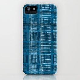 Sonia in queen blue iPhone Case