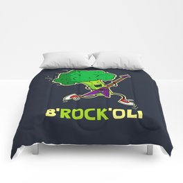 B'ROCK'OLI rocks! Comforters