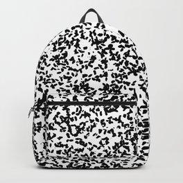 Dot camouflage shapes Backpack