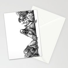 The Last Supper Stationery Cards