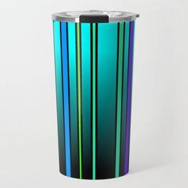 Fresh Blue Travel Mug
