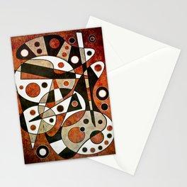 Steampunk Mantid Stationery Cards