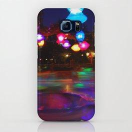 Teacups Blur at Night iPhone Case