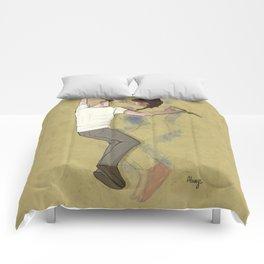 Always. Comforters