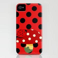 ladybug Slim Case iPhone (4, 4s)
