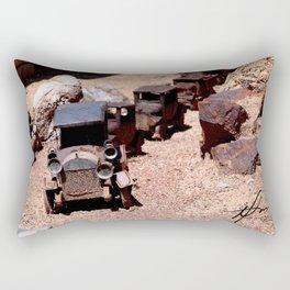 Miniatures 1 Rectangular Pillow
