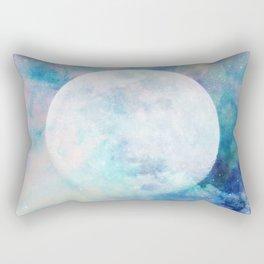 Moon + Stars Rectangular Pillow