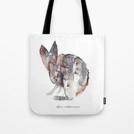 Lepus Californicus Tote Bag