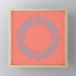 """Aurora"" series #1 Framed Mini Art Print"