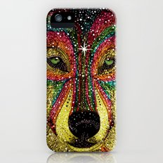 Cosmic Wild Animals iPhone (5, 5s) Slim Case