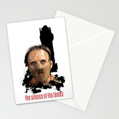 Hannibal Lecter: Monster Madness Series Stationery Cards