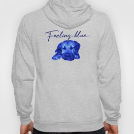 Feeling Blue Hoody