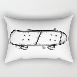 Childish Tomfoolery Rectangular Pillow