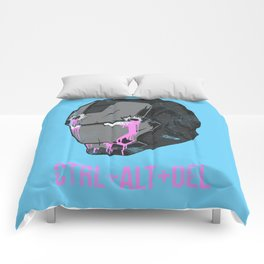 CTRL+ALT+DEL Comforters
