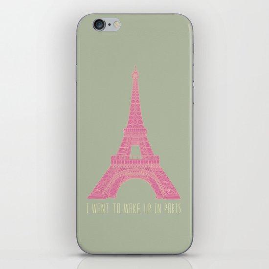 OUI OUI iPhone & iPod Skin