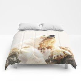 Bear a Charmed Life #society6 #decor #buyart Comforters