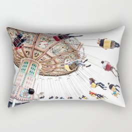 Wild Ride Rectangular Pillow