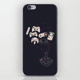 Videogame iPhone Skin