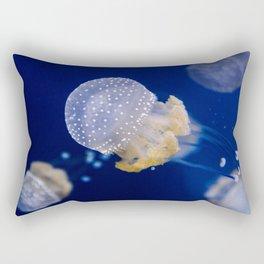 Dancing Jellyfish No.3 Rectangular Pillow