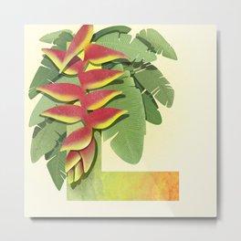 Lobster Claw Metal Print