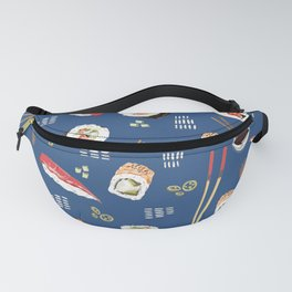 Sushi Party Fanny Pack