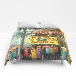 Captain Tony's, Key West Comforters