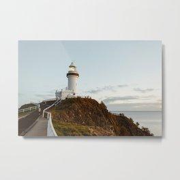 Byron Bay Lighthouse Metal Print
