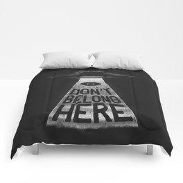 Because I'm a Creep Comforters