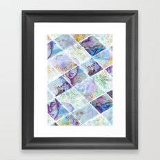 Looking for Signs Framed Art Print
