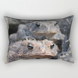 Toad Love Rectangular Pillow