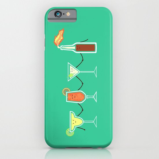 Cocktails! iPhone & iPod Case