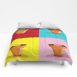 Four Pots Comforters