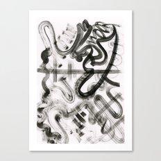Untitled #4 Canvas Print