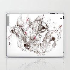 Fishcakes & Remedies Laptop & iPad Skin