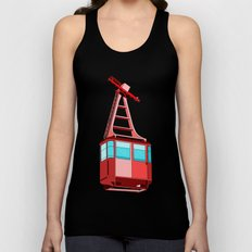 To the Sky Unisex Tank Top
