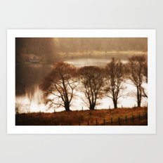 In the Distant Past Art Print