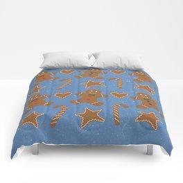Gingerbread Comforters