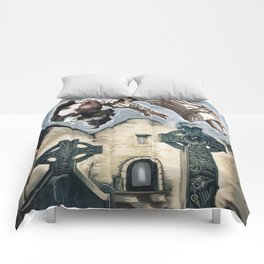 The Haunting of Burrishoole Abbey Comforters